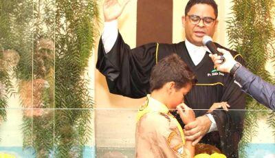 Igreja Adventista do Sétimo Dia - IASD realizou Batismo da Primavera em Fátima do Sul