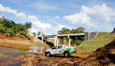 Agesul lança programa para otimizar a construção de pontes de concreto que prevê 80 novas por ano