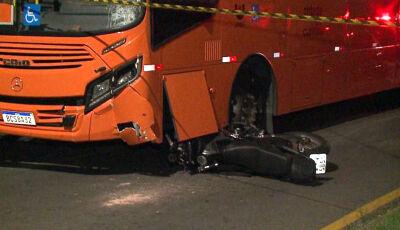 Motociclista morre após ser atropelado enquanto voltava do enterro da mãe