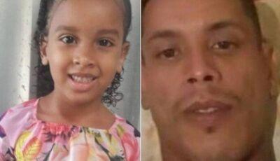 Tio estava drogado e enforcou Estela por causa de briga entre menina e irmão mais novo, diz polícia