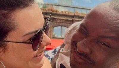 Fernanda Souza confirma separação de Tlhiaguinho: Não somos mais um casal