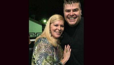 Filho de Vanusa fala sobre mãe internada com depressão e revela que cantora pode ter Alzheimer