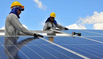 Energia solar reduz custos para todos os consumidores