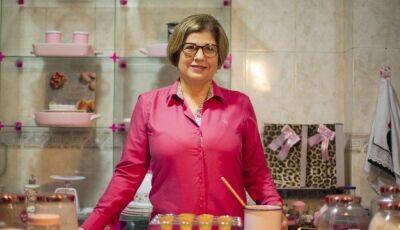 Ex-governadora Rosinha vira doceira e evita falar de política: 'Tudo deixa trauma'