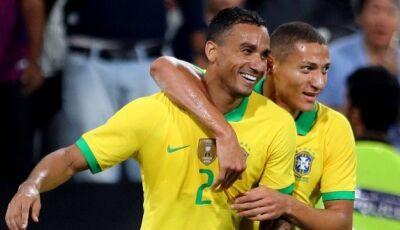 Brasil faz três na Coreia do Sul e encerra jejum de vitórias