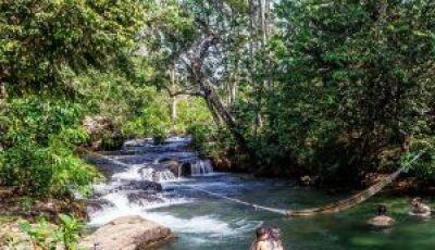 Conheça as cachoeiras e trilhas com sítios arqueológicos de Rio Verde
