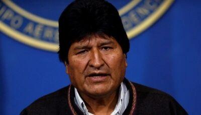 Evo Morales renuncia ao cargo de presidente da Bolívia