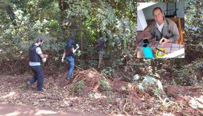 Policial da reserva é encontrado morto em mata com tiro no peito