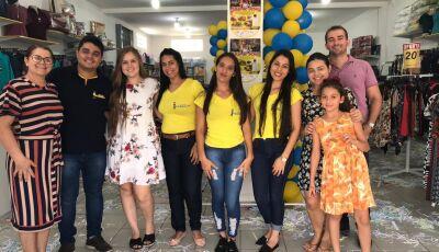 Confira algumas FOTOS da reinauguração da Loja das Fábricas em Fátima do Sul