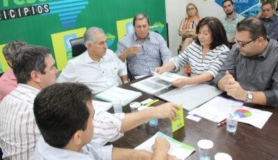 DOURADOS: Governo Presente, Reinaldo Azambuja autoriza construção da sede do DOF