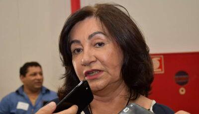 """Délia vê com bons olhos """"alinhamento político"""" citado por Azambuja"""