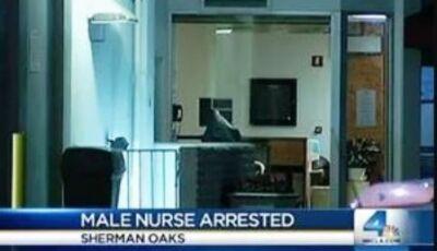 Enfermeiro é preso ao ser flagrado fazendo sexo com cadáver