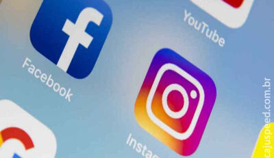 Facebook e Instagram caem e usuários reclamam de problemas