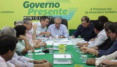 Vice-governador ressalta obras e diz que novos projetos estão em construção em Dourados