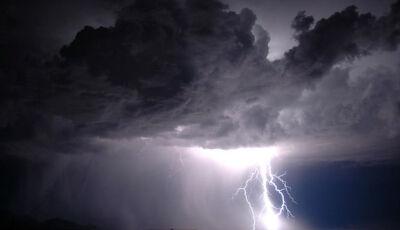 Quarta-feira tem previsão de tempestade e 17 cidades recebem alerta do Inmet