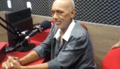 Morre radialista e narrador esportivo Lourival Pereira que atuou em Fátima do Sul