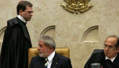Com direito a choro, Toffoli vota contra prisão após 2ª instância e dá liberdade a Lula