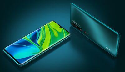 Conheça o Xiaomi Mi Note 10, lançamento chinês com câmera quíntupla