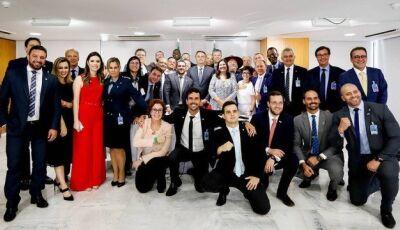 Bolsonaro anuncia a deputados que vai deixar PSL e criar o partido 'Aliança Pelo Brasil'