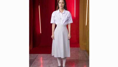 Em 'A dona do pedaço', Fabiana faz terror com freiras em convento
