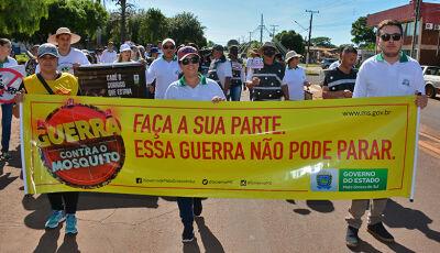 Secretaria de Saúde de Fátima do Sul solicita apoio das igrejas no combate ao mosquito da dengue