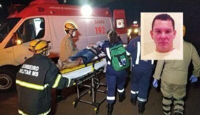 Culturamense, Agente penitenciário morre no HV após bater carro em caminhão no Anel Viário