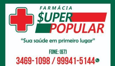 Culturama ganha neste sábado Farmácia 'Super Popular', empresários convidam a todos para inauguração