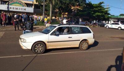 Duplo assassinato em Ponta Porã na manhã dessa sexta, dia 06