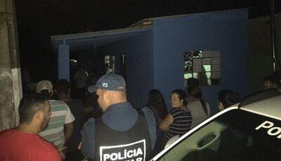 Em Ponta Porã, ladrão invade residencia mata idoso e foge levando a motocicleta da vitima