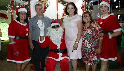 Confira as fotos da abertura do Jateí Natal Luz 2019