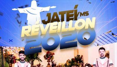 Confira a programação do Show da Virada, Réveillon 2020 em Jateí