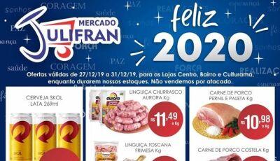 Confira as OFERTAS que vão até dia 31 no Mercado Julifran em Fátima do Sul