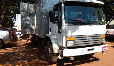 Homem é preso pelo DOF com quase meia tonelada de maconha em caminhão entre Indápolis e Lagoa Bonita