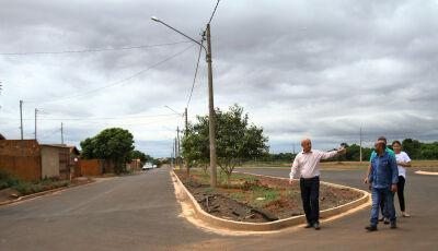 Parceria levou mais de 100 km de asfalto aos bairros e valorizou imóveis em Campo Grande