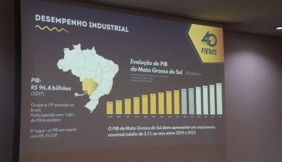 Ação do Governo dá impulso ao setor industrial de MS e deve gerar 12 mil novos empregos