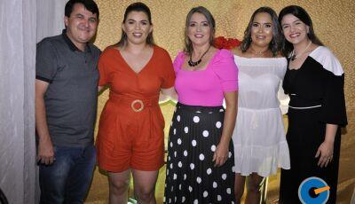 Confira as fotos da confraternização dos funcionários do Hospital Maria Santos Bastos de Vicentina