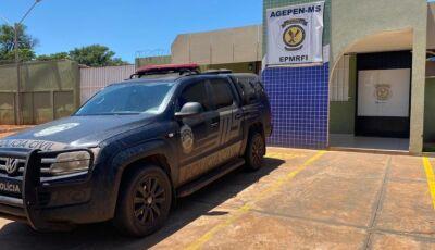 Gloriadouradense, agente penitenciário é preso suspeito de entregar celulares e drogas a presidiário
