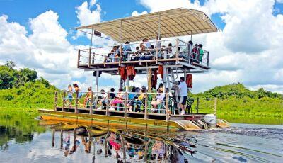 Que tal passar o dia no Pantanal? Conheça o DAY-USE da Fazenda San Francisco