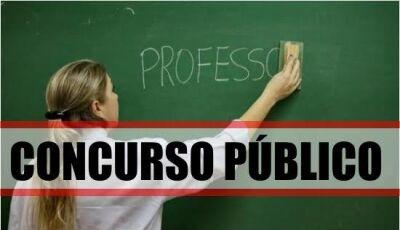 UEMS abre concurso para 12 vagas de professor com salários de até R$ 8,6 mil
