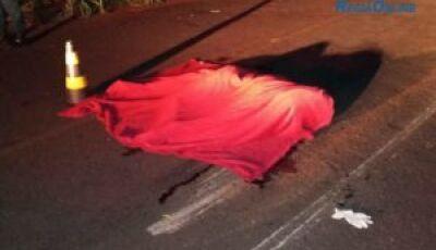 Homem é encontrado morto por populares, causa pode ser de acidente sem socorro em Jateí
