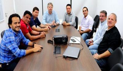Com auxílio do Governo do Estado empresa Paulista construirá um frigorifico em Selvíria