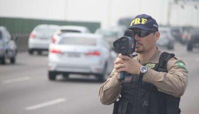 Uso de radares móveis em estradas devem ser retomados nesta segunda