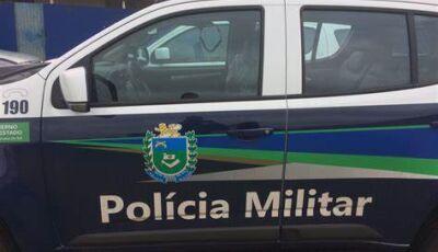 Veículo Gol é roubado em frente à residência do proprietário em Jateí