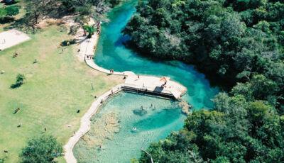 Ação do governo reduz níveis de turvamento das águas dos rios após chuvas em Bonito e região