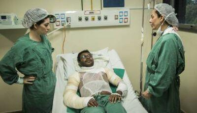 Hospital Souza Aguiar utiliza pele de tilápia para tratamento contra queimaduras