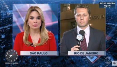 Rachel Sheherazade descumpre ordem de Silvio Santos no SBT e web aplaude