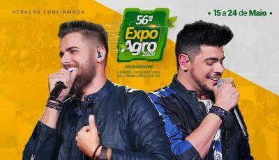 Expoagro confirma as duas primeiras atrações de 2020