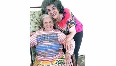 Faleceu neste domingo Dona Nalva, mãe da Néia da Mirim de Fátima do Sul