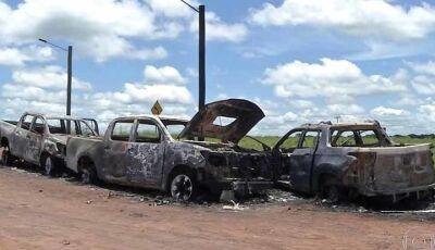 Brasil bloqueia fronteira com Paraguai no Mato Grosso do Sul após fuga de 76 presos