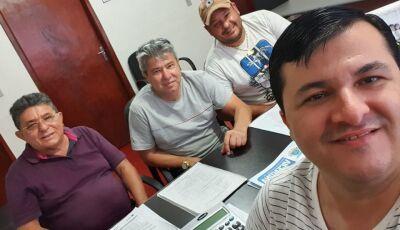 VICENTINA: Prefeito anuncia o Atacarejo Fortaleza, mais um empresa que vai gerar mais de 40 empregos